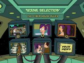 Futurama DVD VOL 3 Диск 2 меню 9